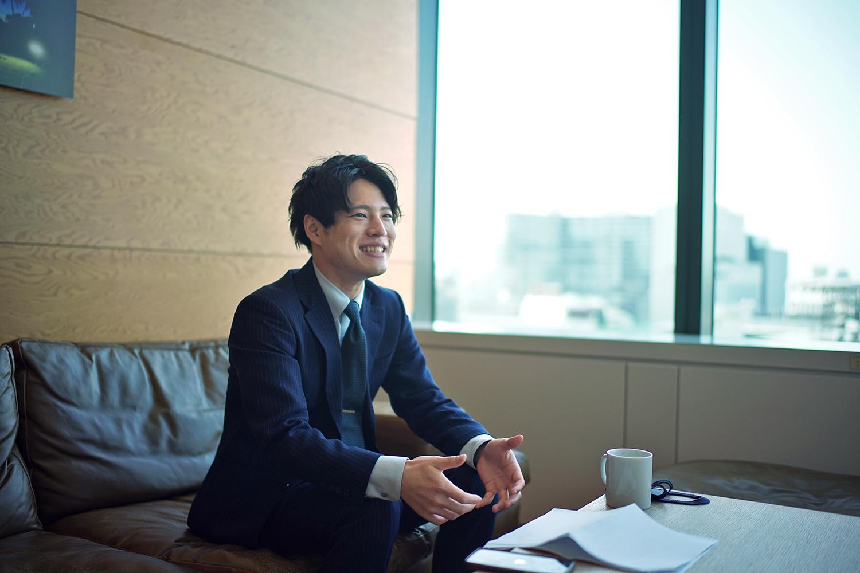 ローン事業部吉田さん